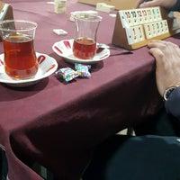 Photo taken at Başkent Kıraathanesi by Oğuz S. on 5/3/2017
