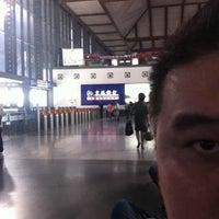 Foto tirada no(a) Suzhou Railway Station (YUQ) por Big Roy em 9/29/2012