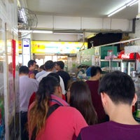 Photo taken at Hill Street Tai Hwa Pork Noodle by Big Roy on 7/21/2015