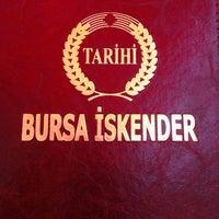 Photo taken at Bursa İskender Büyükada by Özen B. on 5/26/2013