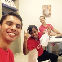 Photo taken at CNA Tijuca Saens Pena by Anderson A. on 3/31/2015