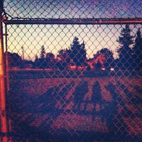 Photo taken at Woodside High School by Emily L. on 7/5/2013