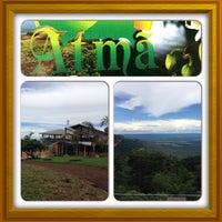 Photo taken at Atmã Resort by Eva P. on 11/24/2013