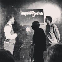 Photo taken at ImprovBoston by Vincent C. on 2/16/2013