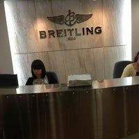 Photo taken at Breitling China Limited by Mark M. on 8/5/2013