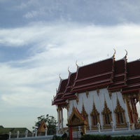 Photo taken at วัดอุทัยธรรมาราม by S;D on 8/3/2013