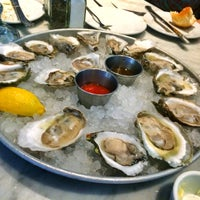 Photo taken at Dock's Oyster House by Dutch S. on 7/2/2017