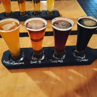 Photo taken at Bowigens Beer Company by Gary M. on 3/1/2016