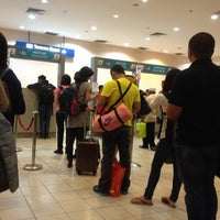 Photo taken at Immigration Office Arrivals Hall by Jay'26 on 4/14/2014