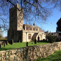 Photo taken at St Leornards Church by Adam H. on 4/15/2014