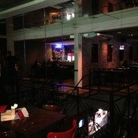 Photo taken at Rosário Resto Lounge Pub by Lisiane R. on 6/2/2013