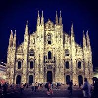 Photo taken at Milan by Moran L. on 7/1/2013