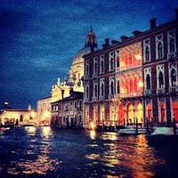 Photo taken at The Gritti Palace, Venice by Moran L. on 7/5/2013