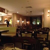 Photo taken at Restaurant Prego by Irene Y. on 3/19/2013