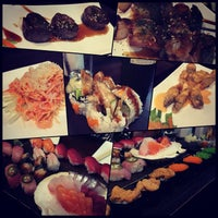 Photo taken at Shogun Sushi by Chloe K. on 11/12/2014