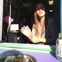 Photo taken at The Celia Jacobs Cheesecake Experience by lorena l. on 11/9/2014
