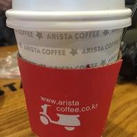 Photo taken at ARISTA Coffee by koki on 2/13/2015