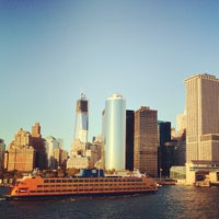 Photo taken at Staten Island Ferry Boat - John A. Noble by Jeff M. on 10/22/2012