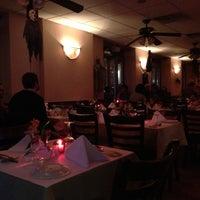 Photo taken at Lasagna Chelsea Restaurant by Jeff M. on 10/21/2012