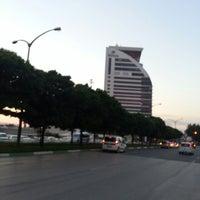 6/17/2013 tarihinde 🎼Ⓜ️UR@T🎤 B.ziyaretçi tarafından Hilton Bursa Convention Center & Spa'de çekilen fotoğraf