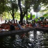 Photo taken at Ý Tưởng 2 Café by Ngan P. on 9/7/2013