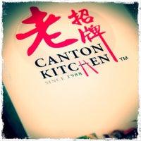 Photo taken at Canton Kitchen by Felix C. on 7/15/2014