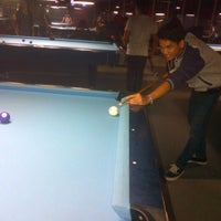 Photo taken at Barcode Pool Table by Muchriji F. on 6/8/2013