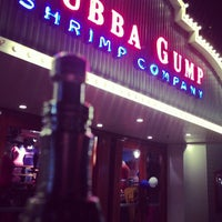 Photo taken at Bubba Gump Shrimp Co. by novo vape on 6/30/2013