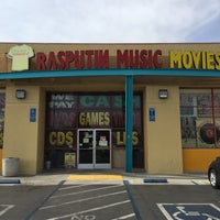 Photo taken at Rasputin Music by Mike C. on 10/13/2016
