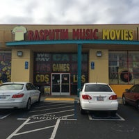 Photo taken at Rasputin Music by Mike C. on 1/5/2017