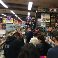 Photo taken at Rasputin Music by Mike C. on 11/25/2016