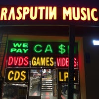 Photo taken at Rasputin Music by Mike C. on 12/30/2016