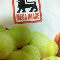 Photo taken at Mega Image by Diana💋❤️ on 9/3/2013