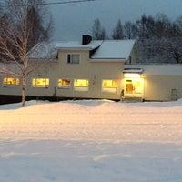 Photo taken at Tohmajärven leipomo by Keijo L. on 12/20/2013
