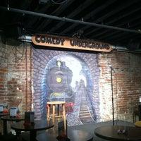 Photo prise au Comedy Underground par Justin M. le9/15/2012