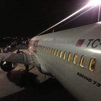 Photo taken at Gate 307A by İbrahim K. on 8/14/2013