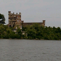 Photo taken at Bannerman Island (Pollepel Island) by Mary S. on 11/5/2013