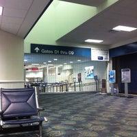 Photo taken at Terminal 2 by John S. on 3/5/2013