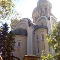 Photo taken at Свято-Никольский Собор by Nikolay B. on 5/20/2013