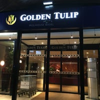 Photo taken at Golden Tulip Mulhouse Basel by Voon W. on 10/8/2015