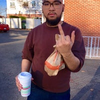 Photo taken at Dunkin Donuts by Sharleen G. on 11/21/2014