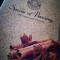 Photo taken at Spices of Penang by UmmiAbiNini on 12/23/2013