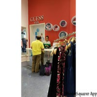 Photo taken at Guess Kids by UmiAbiNini on 4/11/2015