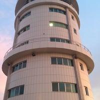 Photo taken at Hava Trafik Kontrol Kulesi by Ahmet V. on 6/18/2014