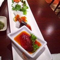Photo taken at Kanda Sushi Bar by Oolong T. on 3/8/2015