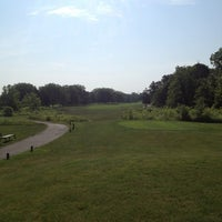 Photo taken at Blacklick Woods Golf Course by Dante F. on 6/12/2013
