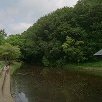 Photo taken at 大原みねみち公園 by Mark S. on 5/17/2013