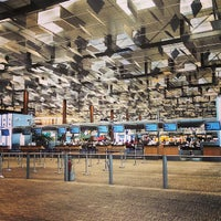 Photo taken at Terminal 3 by June Young C. on 5/26/2013