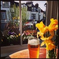 Photo taken at Royal Oak Inn by Richard M. on 5/2/2013