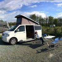 Photo taken at West Ayton Caravan Club Site by Rich on 4/22/2017